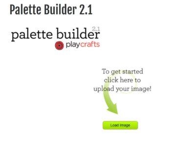 Home page Playcrafts paletter builder